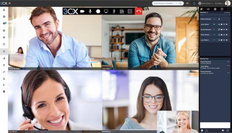 3CX - tehokas videoneuvotteluratkaisu