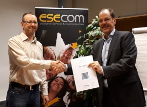 Esecom - Exlusive Colden Partner