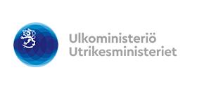 Ulkoministeriö - logo